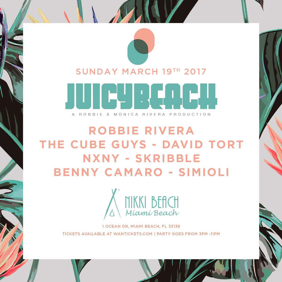 Juicy Beach 2017
