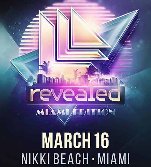 Revealed- Miami Edition 2016