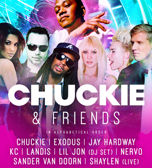 Chuckie & Friends